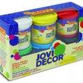 <p>Jovi dekor boya 6x70cc 6 renk fırçalı kutuda</p>